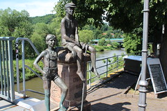 The Rotenburg sculpture path