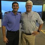 Dr. Bob James & Paul - Shipshewana, Indiana