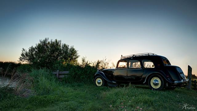 Citroën Traction Avant 15/6 Familiale 1953