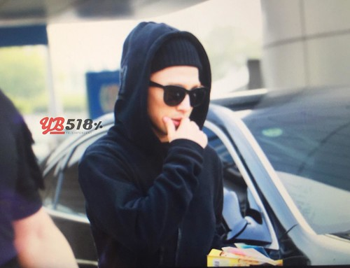 Big Bang - Incheon Airport - 01jun2016 - YB 518 - 04