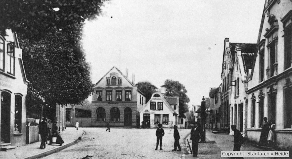 Stadtleben vor 100 Jahren