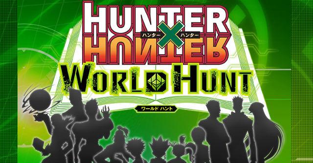 Novo jogo de Hunter x Hunter para smartphone