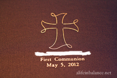 first_communion_album_1