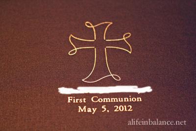 first_communion_album_1