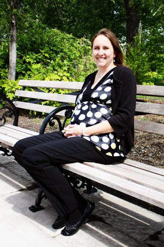Jill-on-bench
