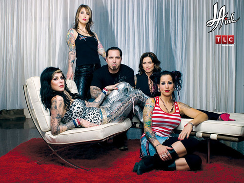 LA Ink: Reality Show de Tatuajes