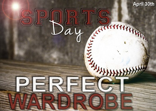 PERFECT WARDROBE SPORTS DAY