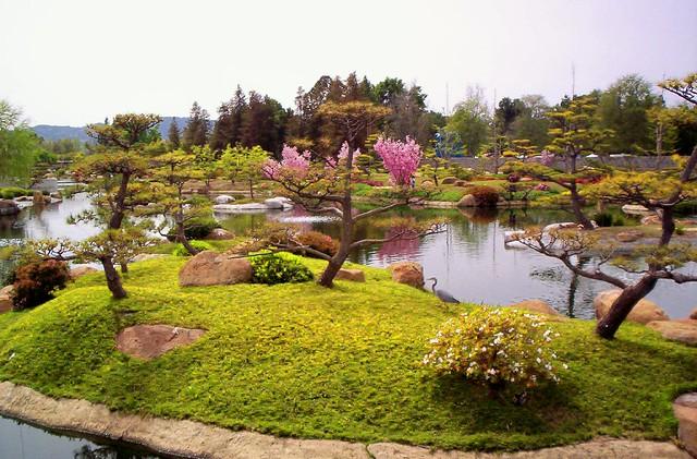 Japanese Garden Van Nuys 10 5 The Japanese Garden On Flickr Photo Sharing