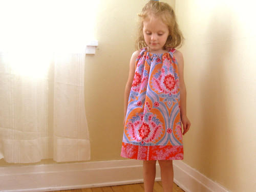 Crazy Love Pillowcase Dress 1