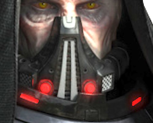 Malgus Face Mask SWTOR