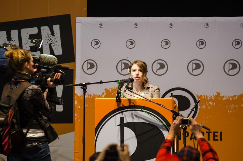 Ex-Piraten-Chefin Marina Weisband als Kind Opfer von Mobbing