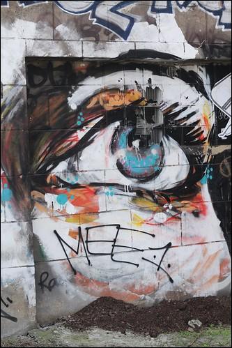 Brussels streetart