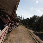 Ile  oleron - dans le petit train