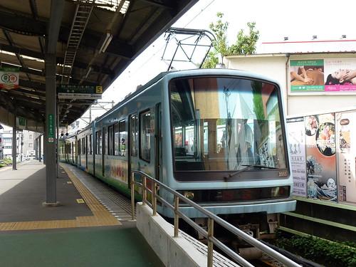 江ノ電501F+2003F@鎌倉