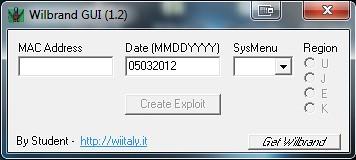 Wilbrand GUI 1.2