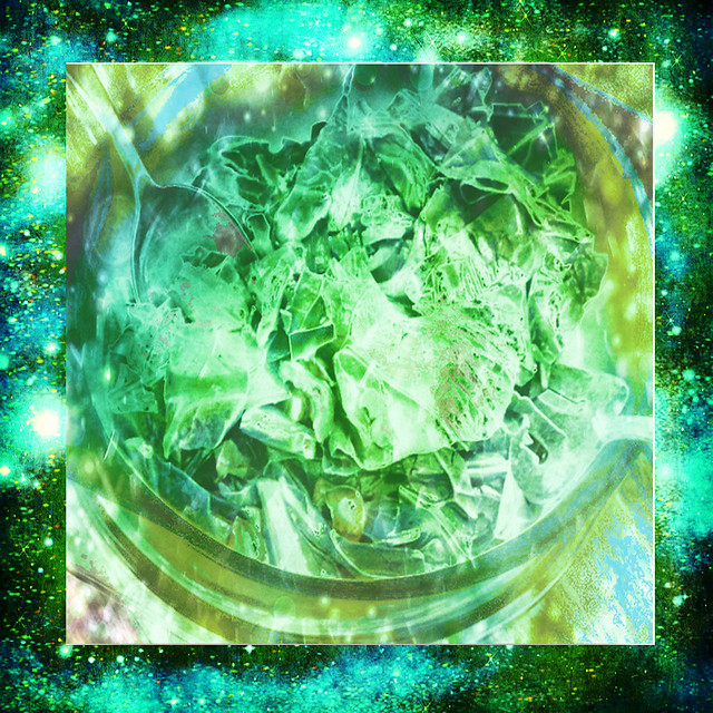 Cosmic Collard Greens