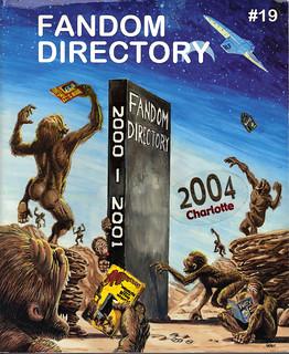 Fandom Directory 2001 directory
