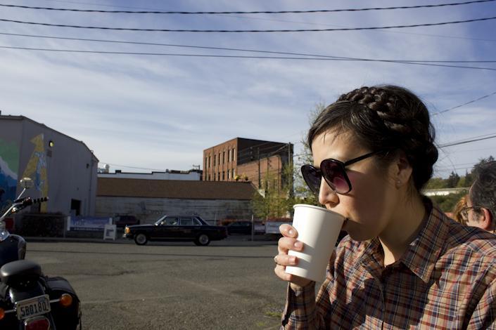 All City Coffee.