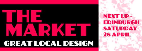 The Market, Saturday 28th April 2012 at St Columba's by the Castle, 11am to 5pm. Free entry | Emma Lamb