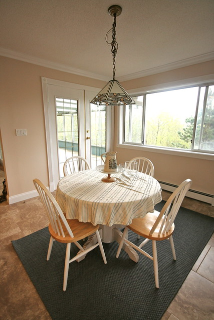 Dining Nook - April 26, 2012