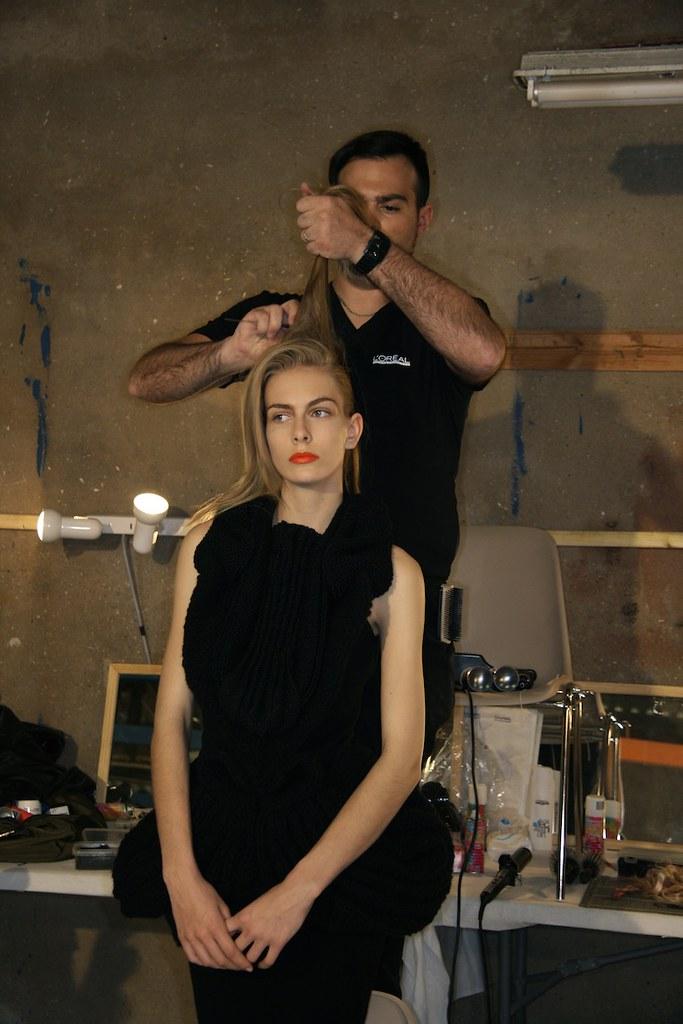 27º Hyères — Backstage — by Filep Motwary