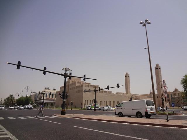 Fotografias da cidade de Al Ain, Abu Dhabi, EAU