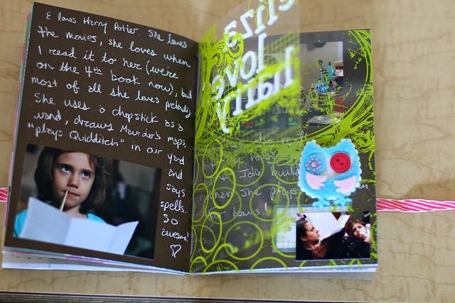 Eliza at 6 | Inside 12