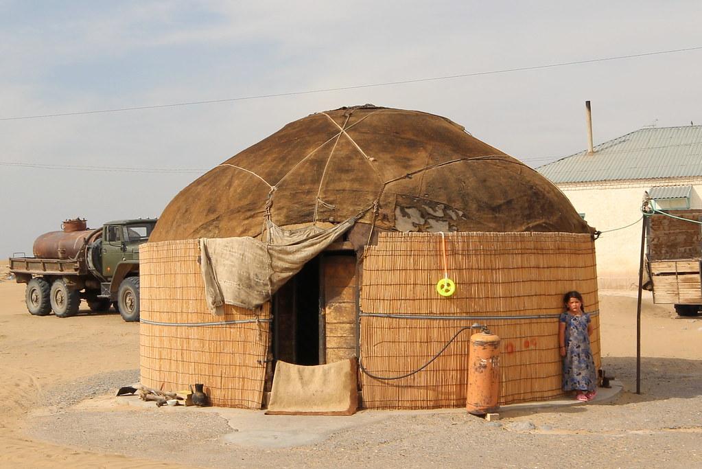 Storage Yurt