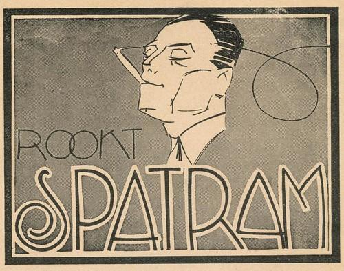 adv Spatram by janwillemsen