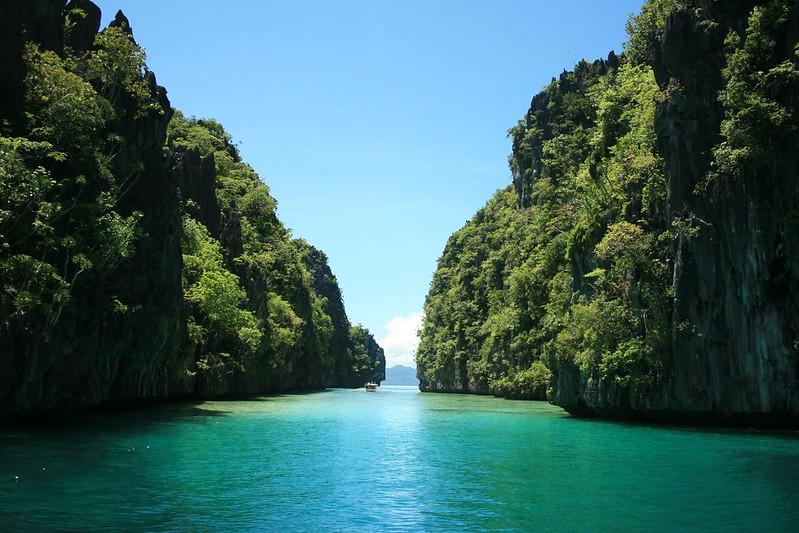 El Nido Palawan Big Lagoon, Philippines, Southeast Asia