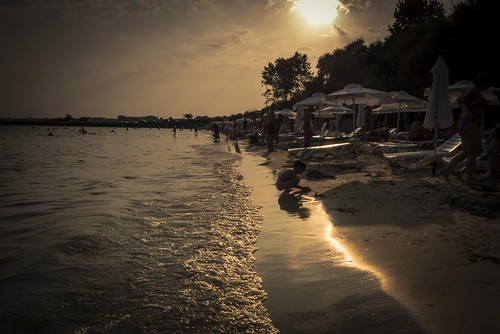 Don't Let The Sun Go Down (On The Beach) (Nessebar, Bulgarie) - Photo : Gilderic