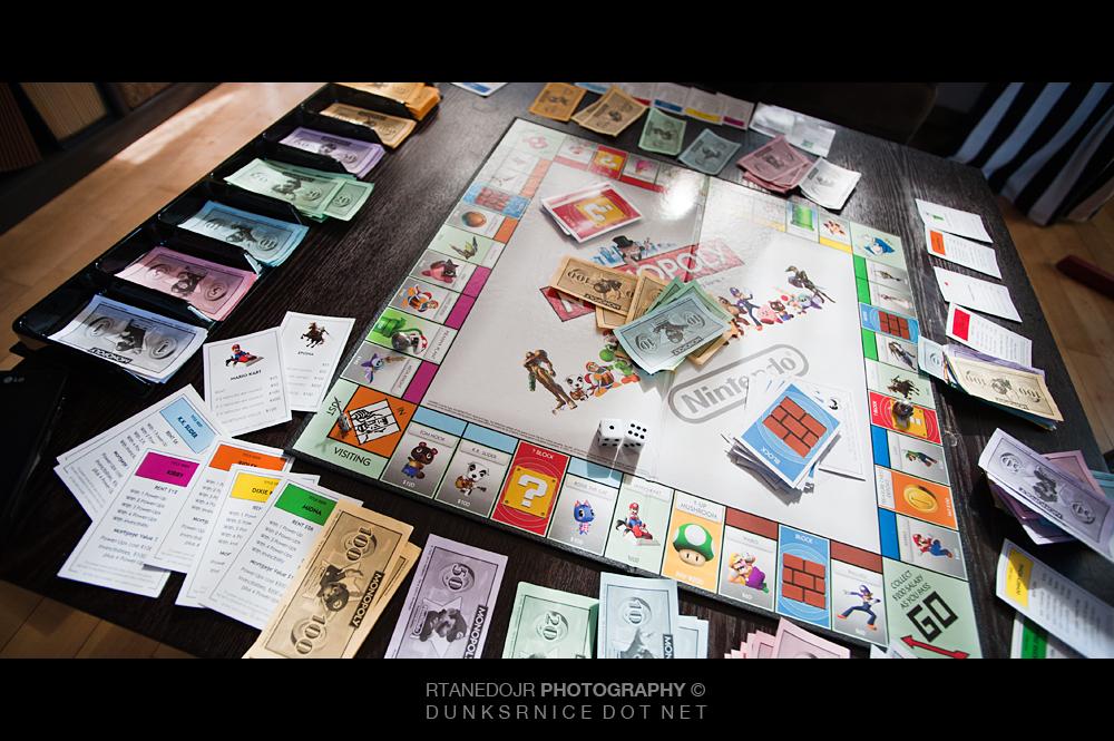162 of 366 || Nintendo Monopoly.