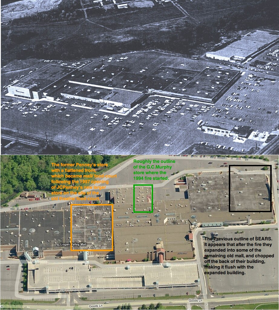 The most interesting flickr photos of kmart old picssr the logan valley mall altoona pa then and now with help gumiabroncs Choice Image