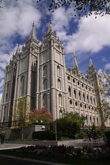 Salt Lake LDS (Mormon) Temple