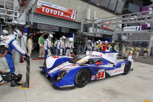 24 horas de Le Mans 2012: ¿podrá Toyota plantar cara a Audi?