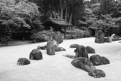 Banryutei of Kongobu-ji  by leicadaisuki
