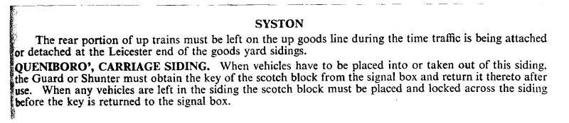 syston 16