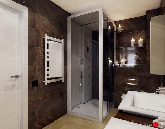 Baños Diseno Porcelanosa:Diseño 3D de baños Porcelanosa