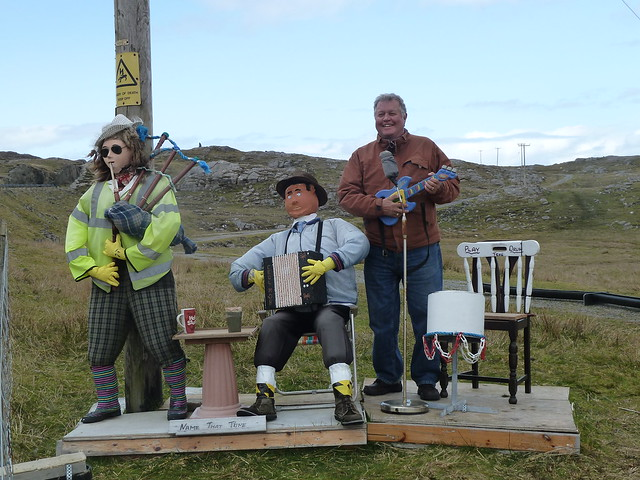 Outdoor Boy Band, Isle of Lewis