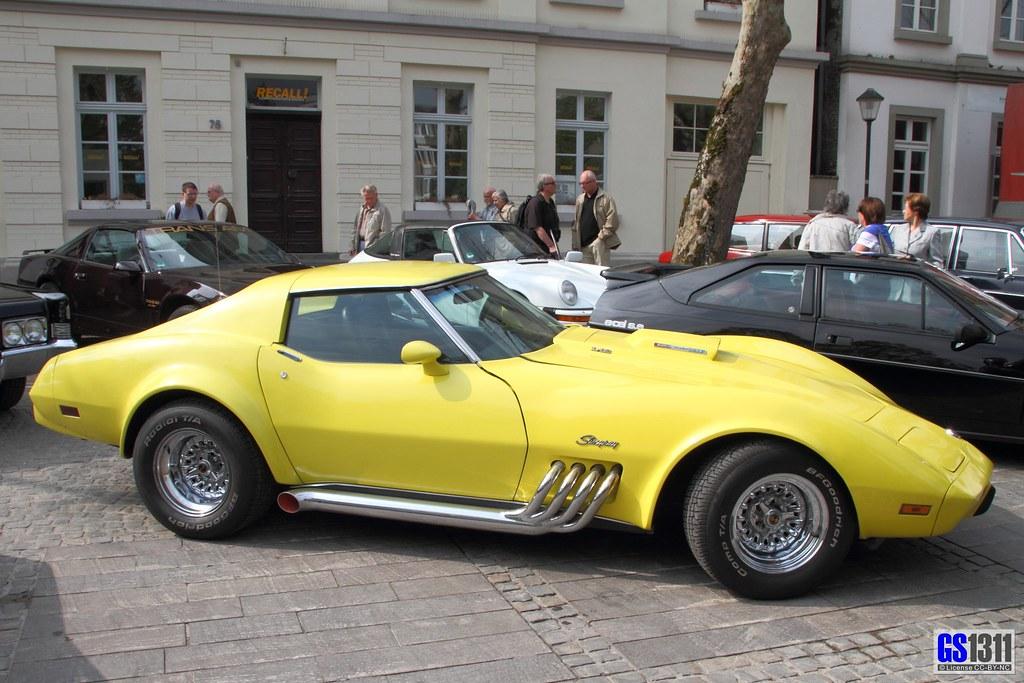 1967 1982 Chevrolet Corvette C3 Stingray A Photo On Flickriver