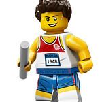 8909 Team GB Runner