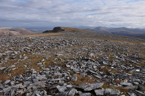 A'Ghlaise from Carn an Tionail