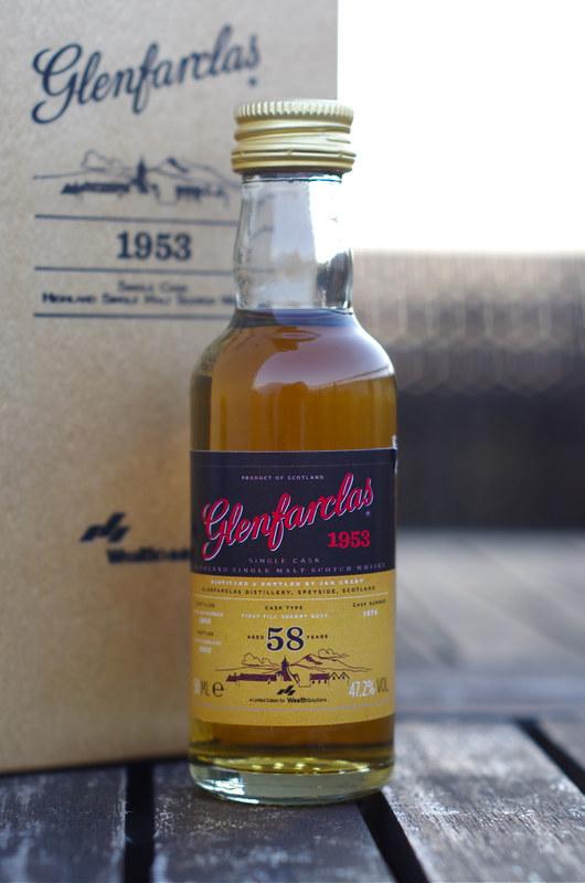 Glenfarclas 1953 58yo