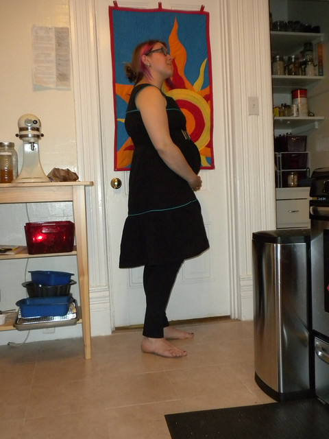 new dress/20 weeks