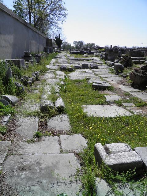 Via Egnatia, Philippi