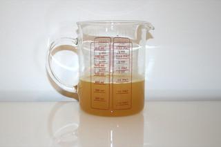 08 - Zutat Geflügelbrühe / Ingredient chicken stock