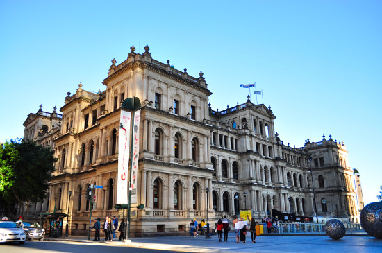 Treasury Casino and Hotel Brisbane