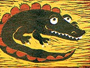 Gilbert the Croc