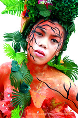 BODY PAINT NATIVE