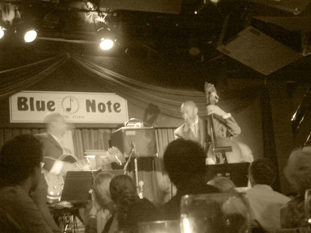 New York Blue Note